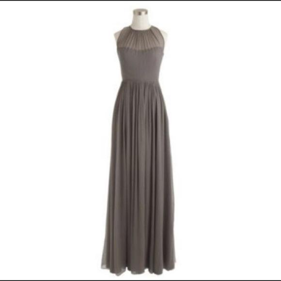 b7ffb54f5e5 J Crew Megan Bridesmaid Dress NWT